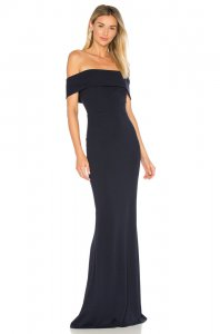 Katie May Legacy Gown in Navy