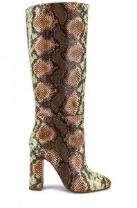LPA Greta Boot in Multi Snake