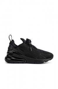 Nike Women's Air Max 270 Sneaker in Black