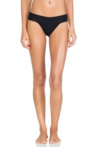 Hanky Panky Bare 'Eve' Thong in Black
