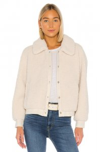 Tularosa Oona Jacket in Cream