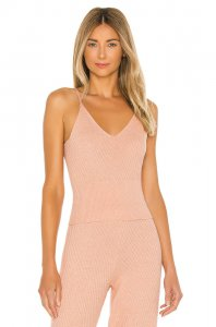 Skin Deidre Cami in Summer Tan