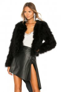 LAMARQUE Deora Jacket in Black
